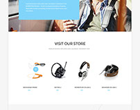 Box - Brand-building WordPress Theme