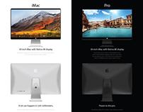 iMac New Concepts