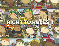 Pyong Project : Right to Rules II