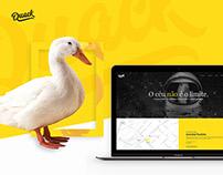 Quack - Branding & Website