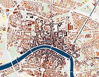 Atlante delle città della Toscana