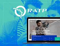 RATP redesign