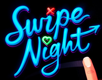 """""""Swipe Night"""" podcast image"""