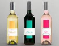 Vinícola Cristalle - Id. Visual e Redesign de Embalagem