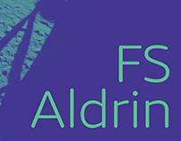 New typeface FS Aldrin