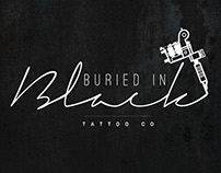 Buried in Black // Branding & Clothing Graphics