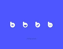 Chat App Concept Design (WIP)