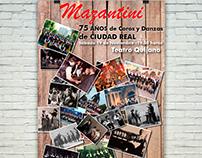Mazantini - 75 Años de Coros y Danzas de Ciudad Real