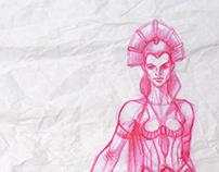 Bocetos de viaje/ Scketches