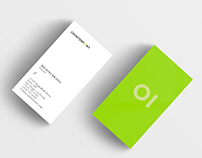 Counterpoint Identity Design