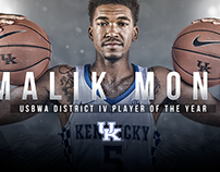 2017 Kentucky Men's Basketball Postseason Awards