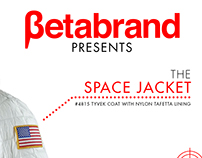 Space Jacket - Motion Graphics