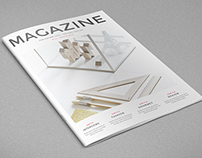 Minimal Clean Magazine