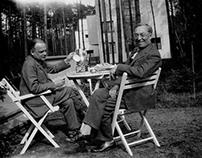 Paul Klee & Wassily Kandinsky