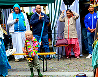 Peace in Copenhagen The Ratha Yatra Festival