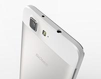 Smartphone Gionee F303