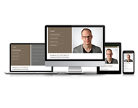 Responsive Website  Markus Dietrich Supervisor & Coach