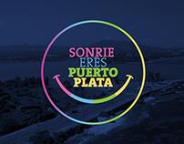 Sonríe Eres Puerto Plata Logo