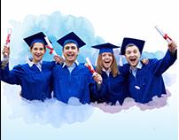 Folder - Pós-Graduação Funorte