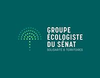 Senate Ecologist Group - Brand design