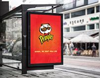 Advertising & Marketing - Pringles