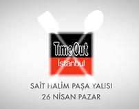 TimeOut Istanbul - 101 Lezzet Festivali TVC