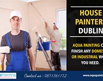 House Painters Dublin|https://aquapainting.ie/