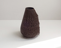 ROUX Vase - 3d printed POILU Collection
