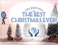 Best Christmas Ever - Xmas card