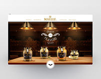 MAILLE web site
