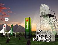 Heineken / Live your music