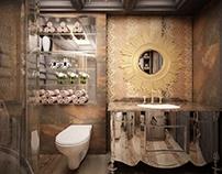 Main Bathroom - October Compound