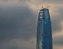 Salesforce Tower - Transit Center