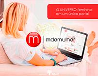 Apresentação Institucional - M de Mulher(Editora Abril)