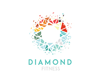 Diamond Fitness -Logo