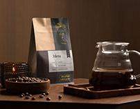 Sultan Kahvesi   Coffee Branding