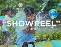 """SYAFIQ AZMI: """"Showreel"""" MMXVIII"""