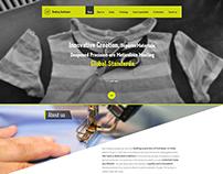 Tshirt Export Company Website