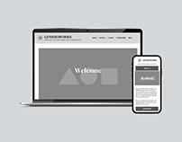 Wireframes - Generoworks