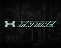 Under Armour Fat Tire Logotype
