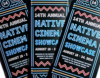 Native Cinema Showcase 2014 Booklet