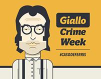Giallo Crime Week - #CasoDeFerris