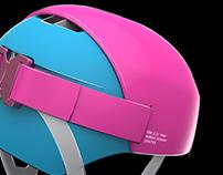 CBH_01 - Circular Bike Helmet