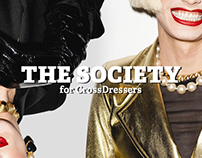 The Society for Crossdressers - Magazine Website