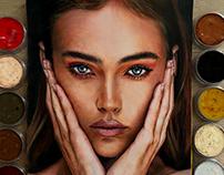 Panpastel portraits