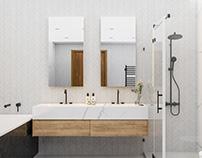 Bathroom Renovation, Möckmühl, Germany