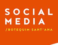 Botequim Sant'Ana - Social Media