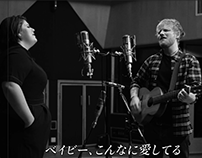 Japanese sub on Ed Sheeran Best Part Of Me feat. YEBBA