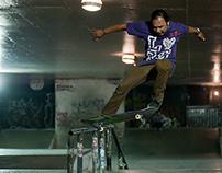 Skateboarding México