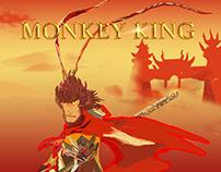 Monkey King—美猴王 孙悟空
